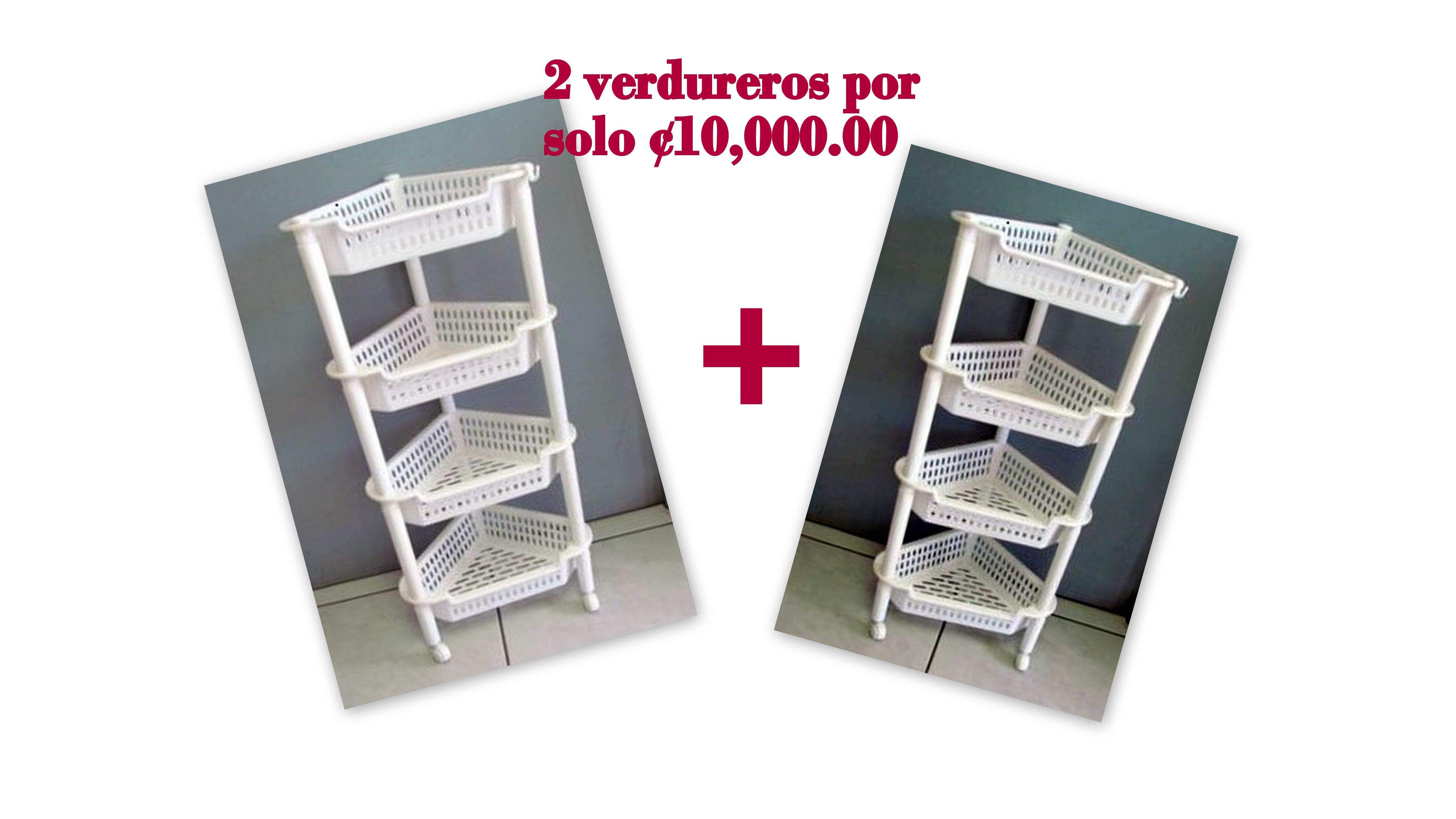 Aaa s per oferta 2 verdureros esquineros de 4 niveles for Ofertas de muebles para el hogar