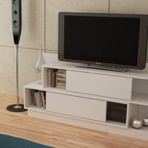 Mueble para tv pantalla equipo de sonido modelo br 430 for Modelos de muebles para televisor