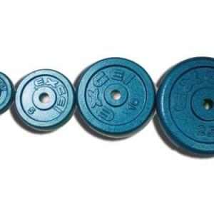 discos azules