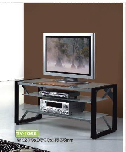 Mesa para pantalla tv y equipo sonido tv 1095 labnash for Modelos de muebles para televisor