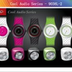 Cool Audio L2 Colores Negro Verde y Rosado