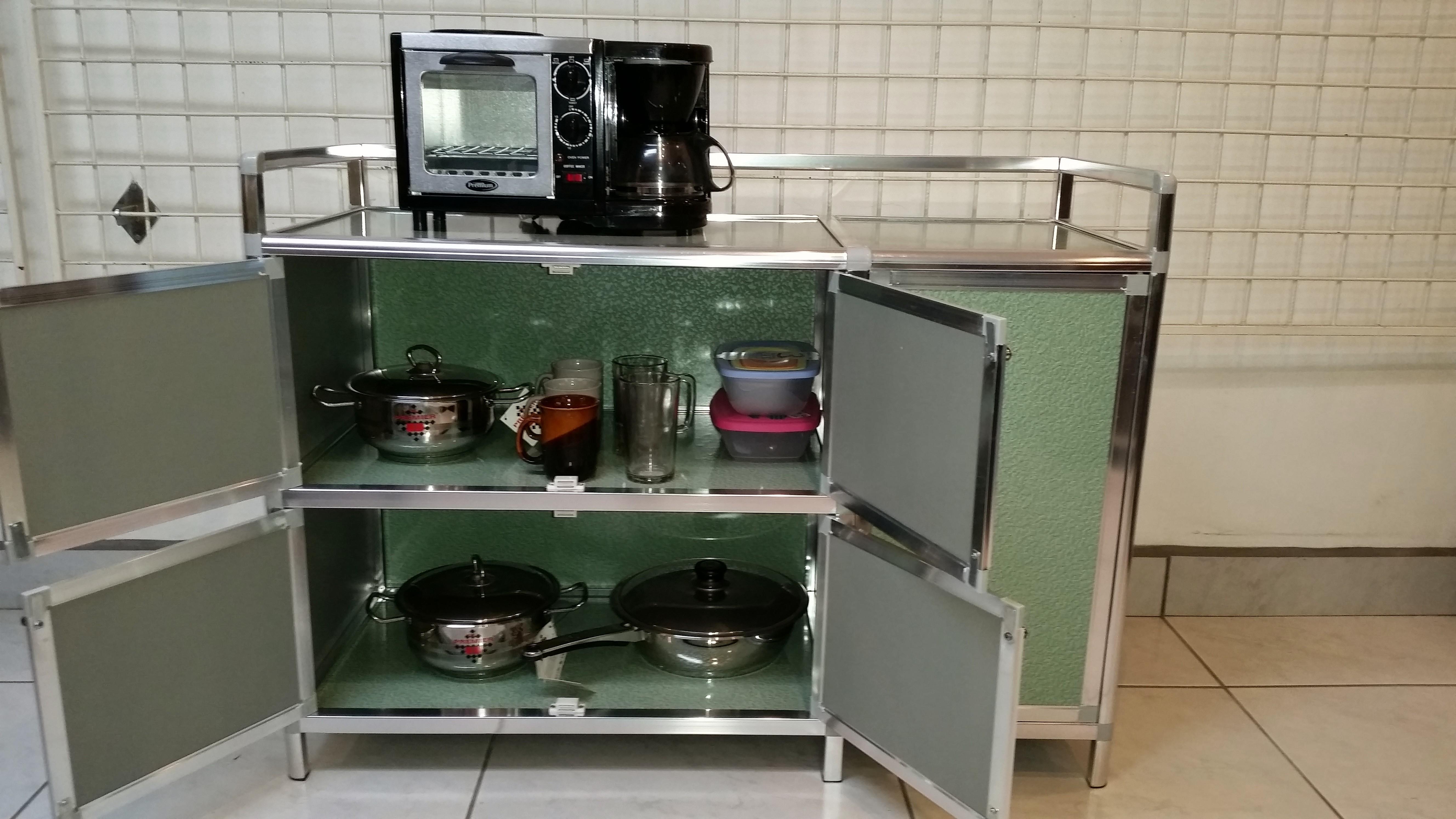 Mueble organizador multiuso para sala cocina y for Mueble organizador