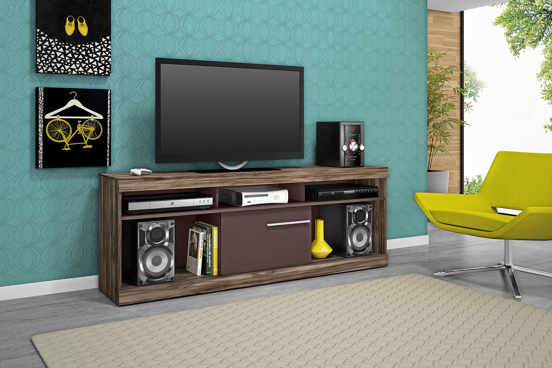 Muebles para tv y equipo de sonido mueble para tv plasma for Modelos de muebles para televisor