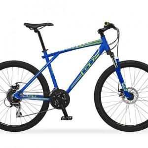 Bicicleta GT AGGRESSOR azul