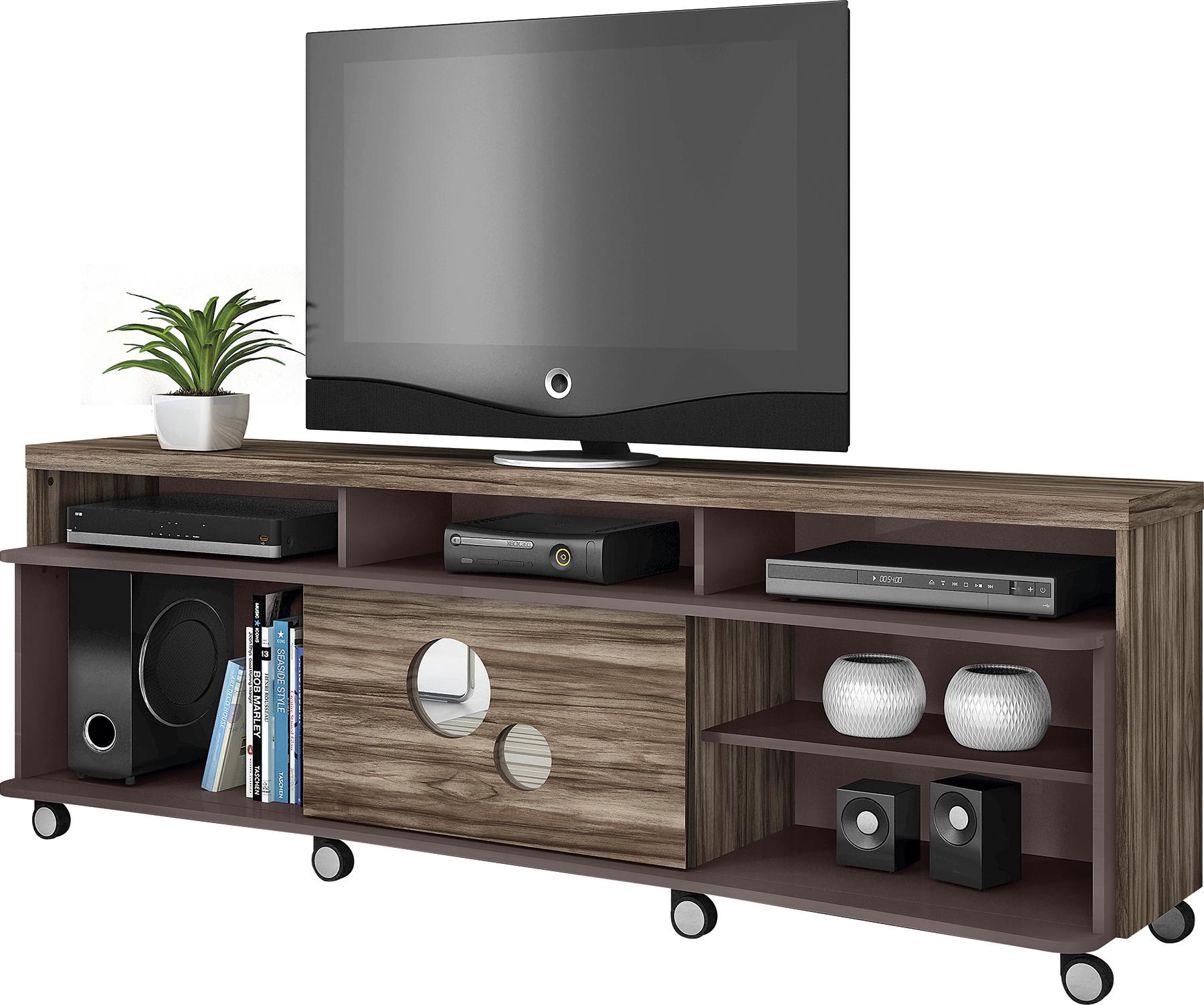 Mueble Para Tv Pantalla Equipo De Sonido Hanover Cod 5635 Labnash # Muebles Equipo De Sonido