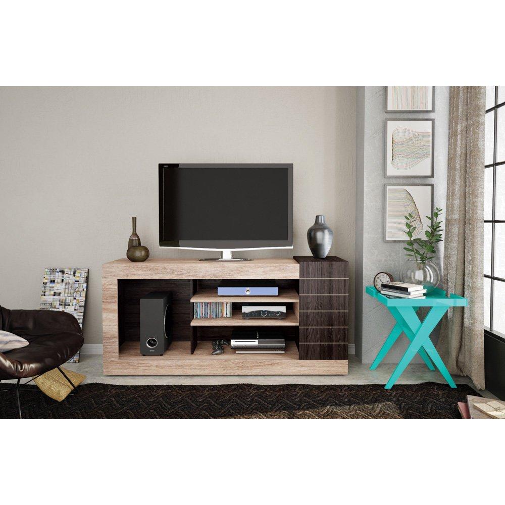 Mueble Para Tv Pantalla Equipo De Sonido Goya En Montreal  # Muebles Tasa Cero